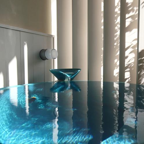 ◆客室_銀泉露天付き洋室の露天風呂