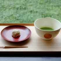 ◆猪名野茶房のてづくり和菓子