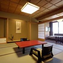 ◆客室_和洋室の和室