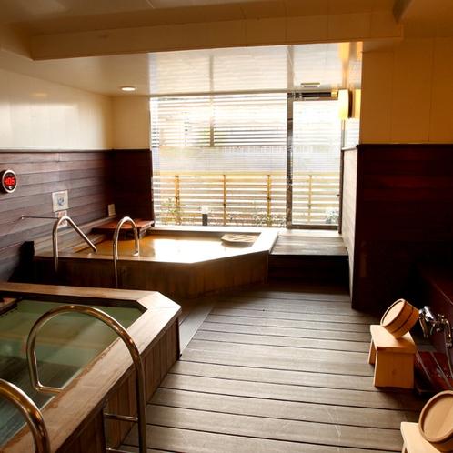 ◆温泉_有料の金泉貸切風呂