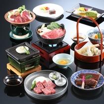 ◆猪名野_選べる会席(特選料理)のチョイス料理