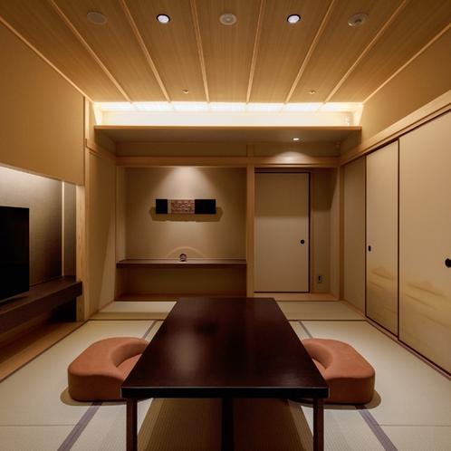 ◆客室_金泉銀泉露天付き貴賓室の和室