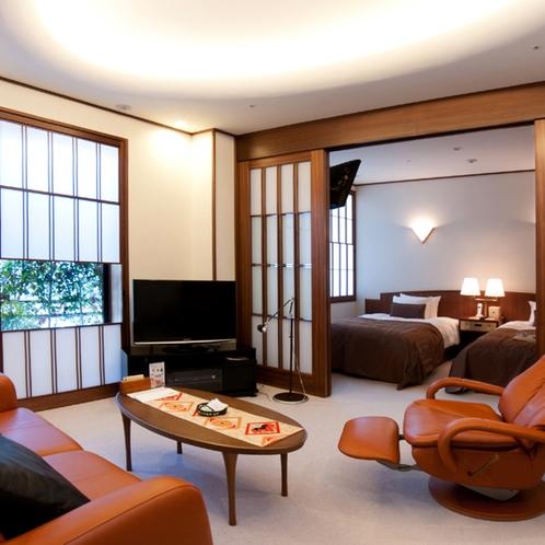 ◆客室_銀泉露天付き洋室