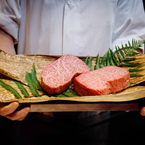 ◆シェフズルーム厨舎の食材イメージ
