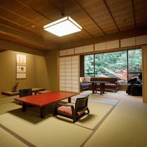 ◆客室_金泉露天付き和室の主室