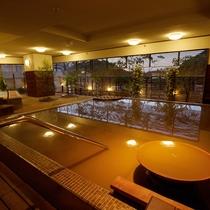 ◆温泉_天泉の開放風呂