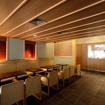 ◆猪名野茶房の店内