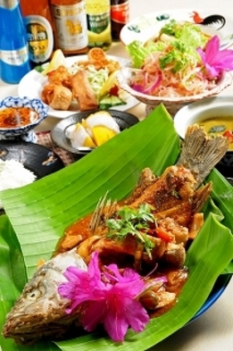 【駐車場なし】タイでバカンス気分♪♪タイ料理ディナーコース付♪静かな丘の上で安心STAY♪
