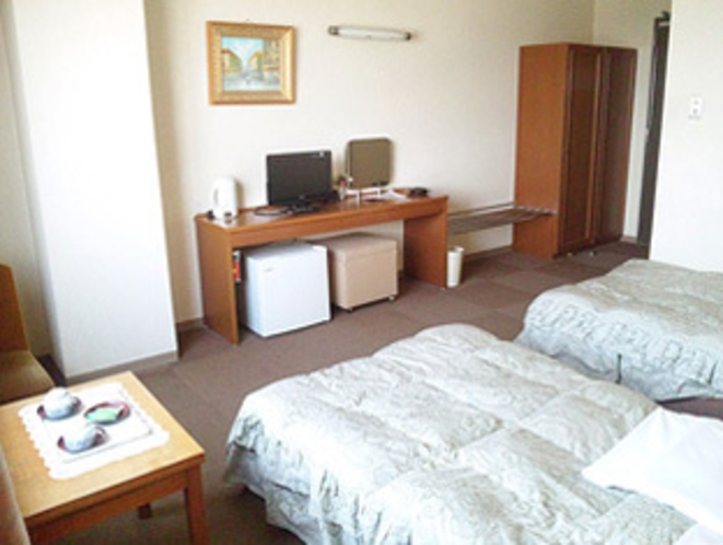 Medium Twin room