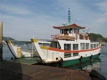 尾道→向島渡船
