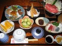 食事  3