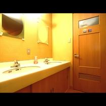 2F3Fの洗面スペース