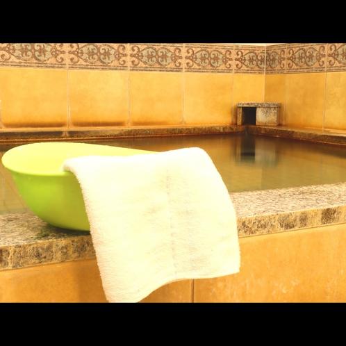 ひろびろしたお風呂でリラックス飛騨高山温泉