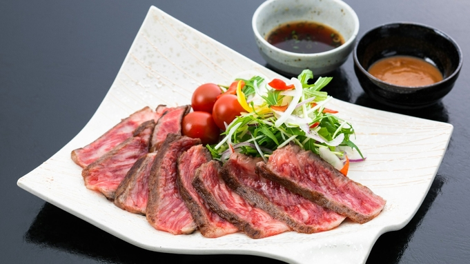 ◆夕食はお部屋で!朝食無し◆【松阪牛ステーキ付】◆チェックアウトまでゆっくり寝て過ごすプラン