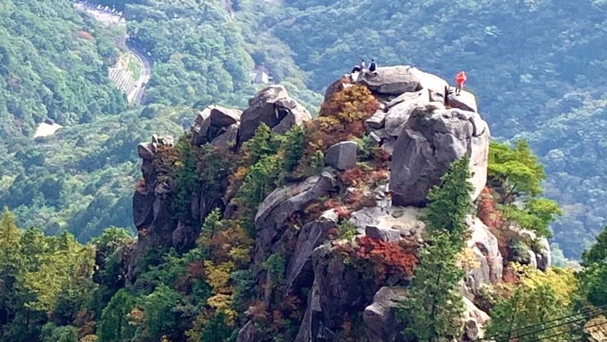 大黒岩(御在所岳)