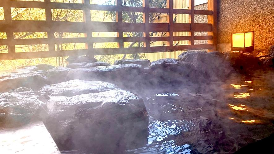 貸切風呂 岩露天(流星)