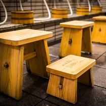 大浴場椅子岐阜県東白川村の自然を応援しています。