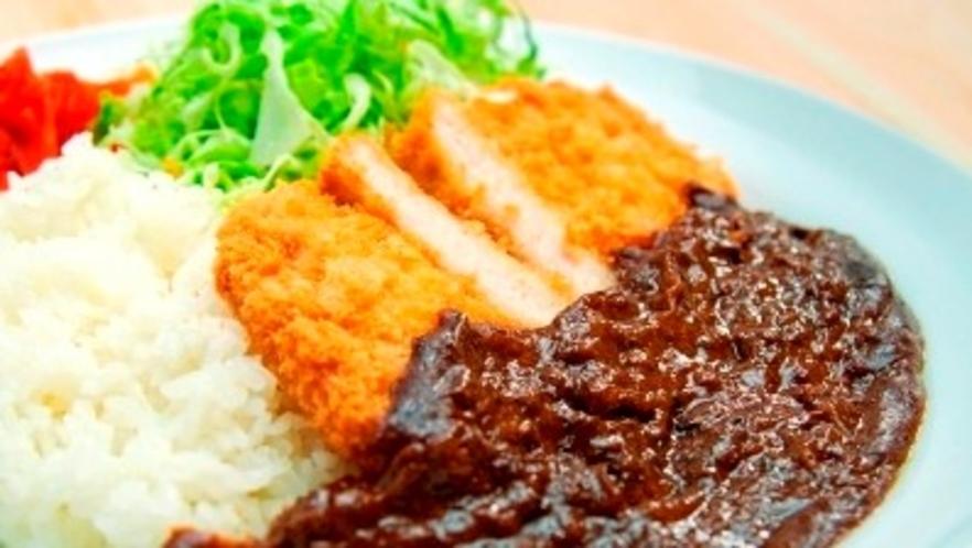 【日曜定休】夕食レストラン:上田カツカリー