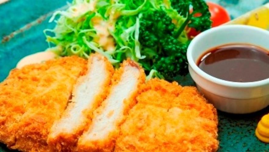 【日曜定休】夕食レストラン:とんかつ