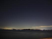 夜の琵琶湖