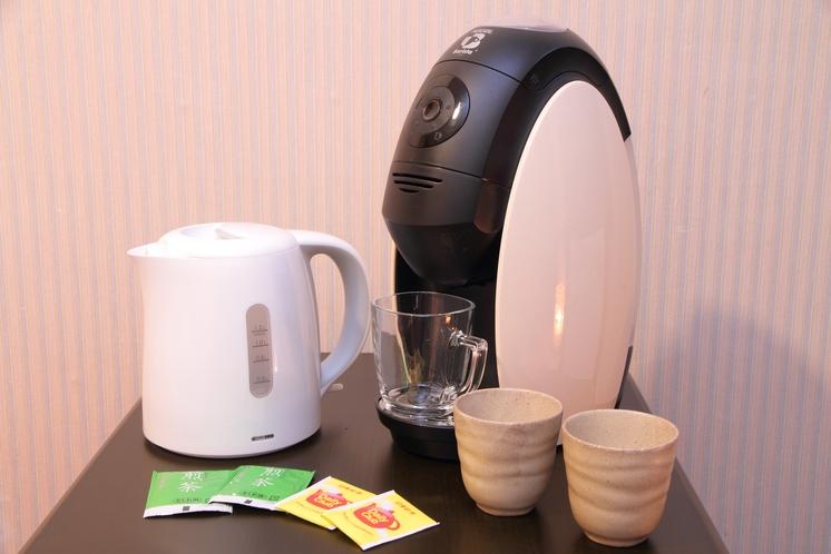 コーヒーメーカー・ケトル