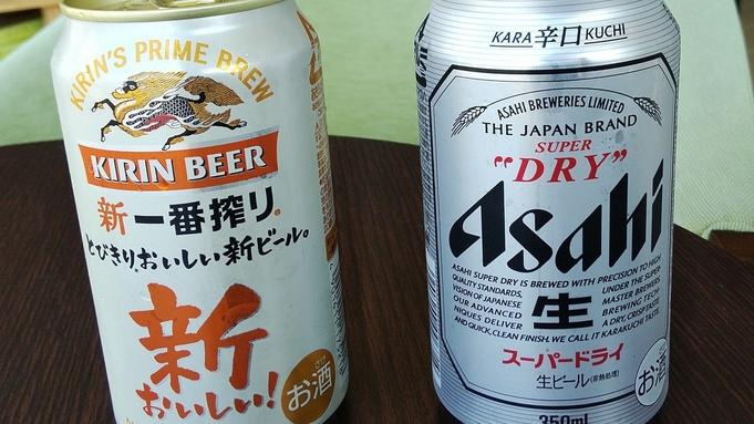 【ちょい飲み・素泊り】缶ビール&おつまみ付プラン