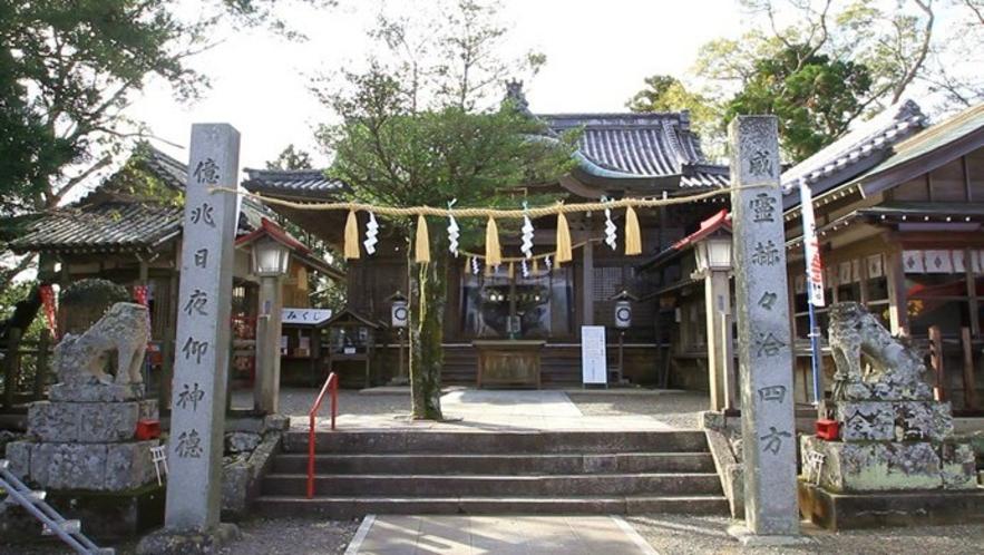 津乃峰神社