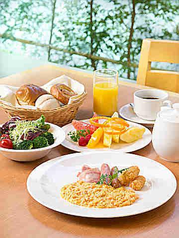 朝食(和洋セットメニュー)