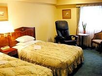 ■客室:ツインルームは2種類・20平米〜30平米と用途に合わせられます
