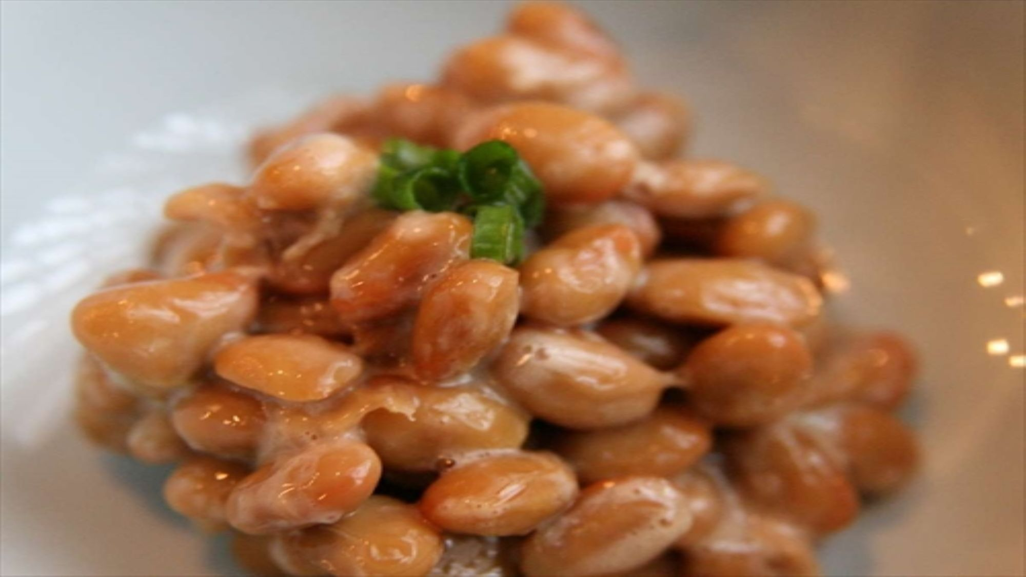 【ご朝食の一例】納豆