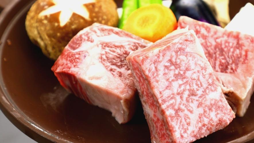 別注『幻の村上牛の陶板ステーキ』1人前/3000円前後
