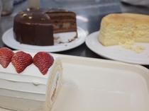 ホームメイドケーキ