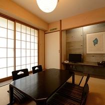 *客室一例_デラックス和洋室/タワー館