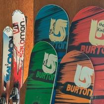 *レンタルグッツ/スキースノボ用品をお持ちでなくてもお貸し出し可能です