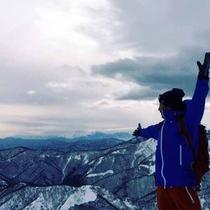 *スキーイメージ/苗場スキー場まで徒歩圏!
