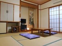 シンプルで居心地の良い和室