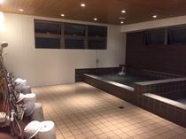 2018年大浴場リニューアル 綺麗に生まれ変わってさらに気持ちよくなりました