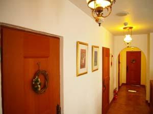 新館の廊下