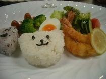 お子様用食事の1例
