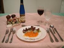 洋食フルコースディナー