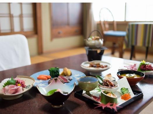 【楽天トラベルセール】スタンダード料理+馬刺し寿司付きプラン!