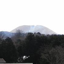 *【大室山山焼き】②山に火がつけられました!
