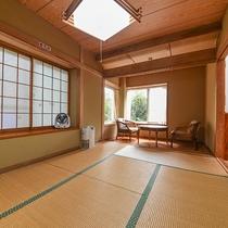 *【客室一例】3LDKタイプの1階和室です。