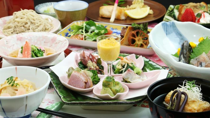 ~春のお料理一例~