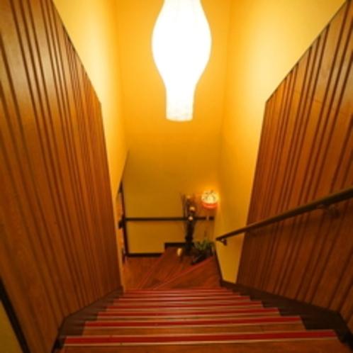 プチリニュアルオープンした階段