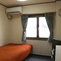 *【お部屋】シングルルームになります。ビジネス・一人旅にどうぞ♪