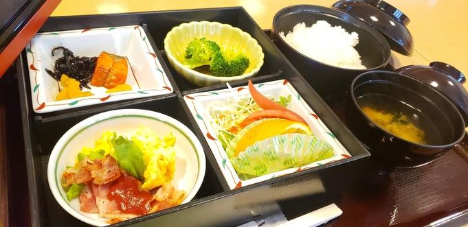 【朝食付】スタンダードプラン!一日の元気は朝食から!!
