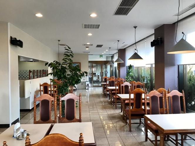 レストランひろ(朝食会場)