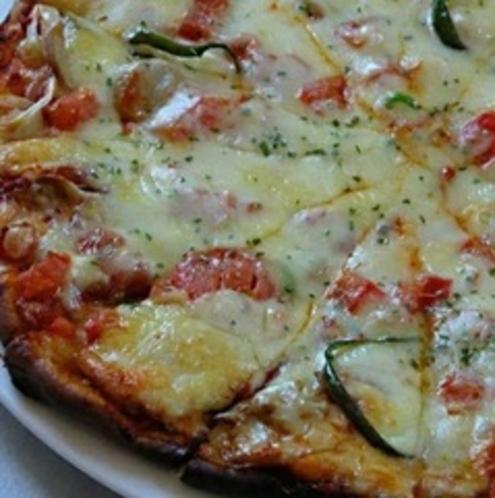 加工済みピザ