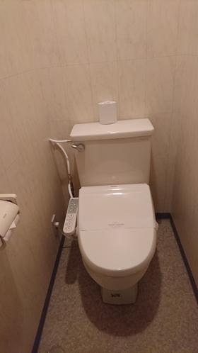 トイレ(ツインA・和室)